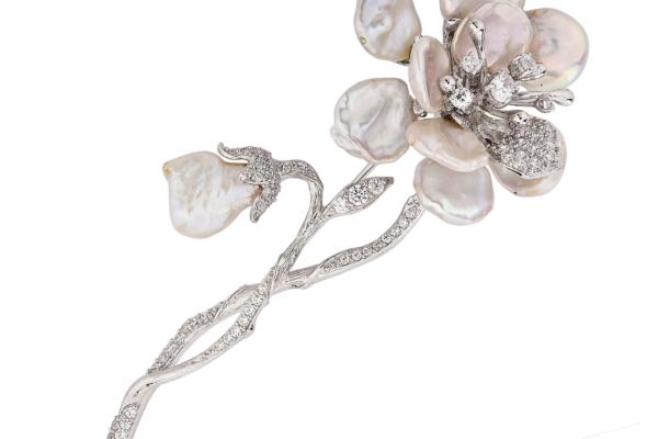 Broche Perle